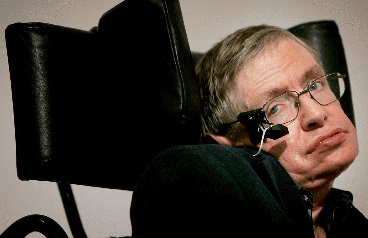 5 Life Lessons From Stephen Hawking