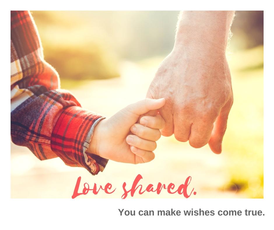 Love shared